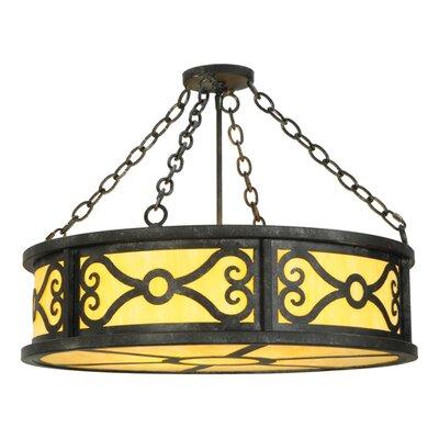 Donya 4-Light Inverted Pendant