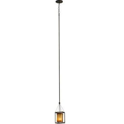 Kitzi Cylinder 1-Light Mini Pendant