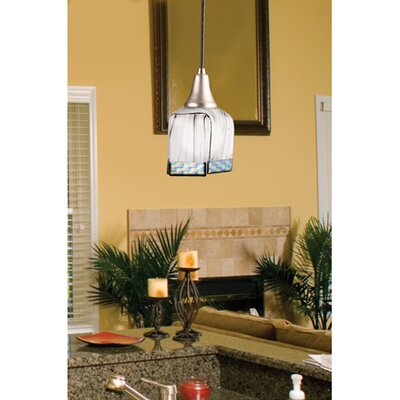 Metro Fusion 1-Light Mini Pendant