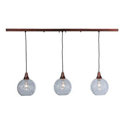 Bolla 3-Light Kitchen Island Pendant