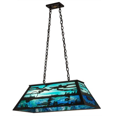 Loon 6-Light Kitchen Island Pendant