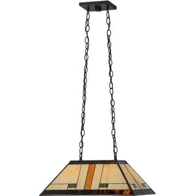 Manhattan 2-Light Pool Table Light