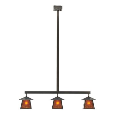 Stillwater Prime 3-Light Kitchen Island Pendant