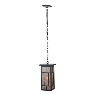 Hyde Park Regents 1-Light Mini Pendant
