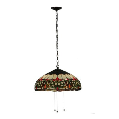 Creole 3-Light Bowl Pendant