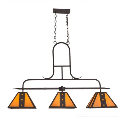 Hanford 3-Light Kitchen Island Pendant