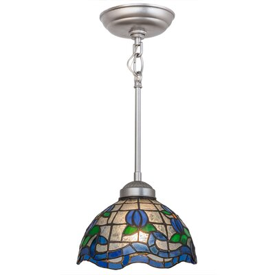 Roseborder 1-Light Mini Pendant