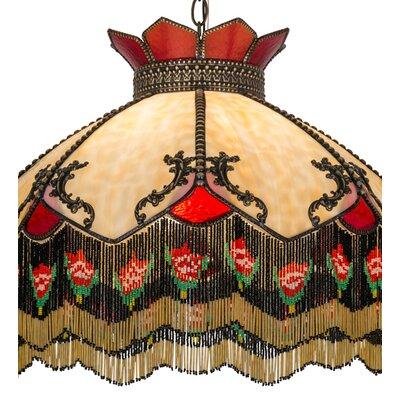 Isabella 3-Light Bowl Pendant