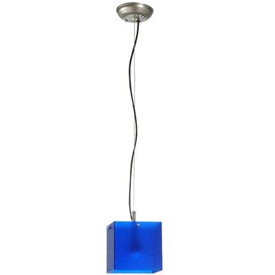 Quadrum 1-Light Mini Pendant