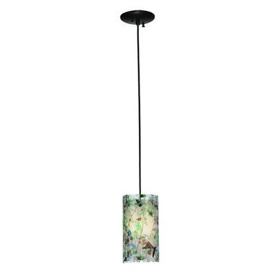 Metro Fusion Times 1-Light Mini Pendant
