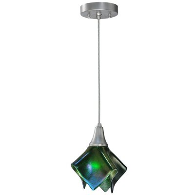 Metro Fusion Aventurine 1-Light Mini Pendant