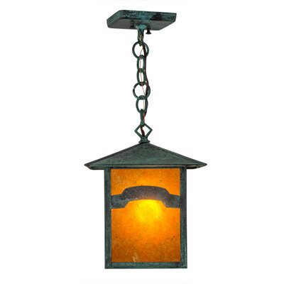 Seneca Mountain View 1-Light Mini Pendant