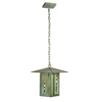 Moss Creek Creekside 4-Light Pendant Size: 20 - 50 H x 20.5 W x 20.5 D