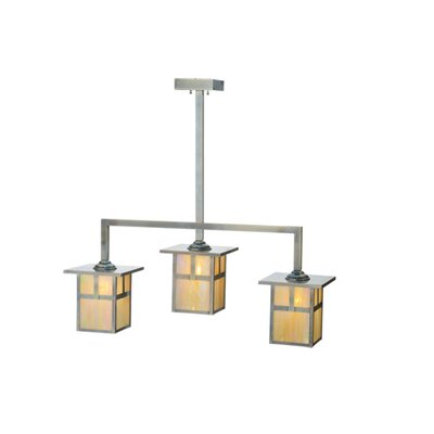 Hyde Park 3-Light Kitchen Island Pendant