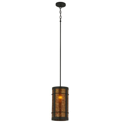 Villa 1-Light Mini Pendant