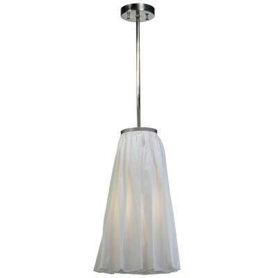 Drapery 1-Light Pendant