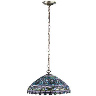 Maxwell 1-Light Bowl Pendant