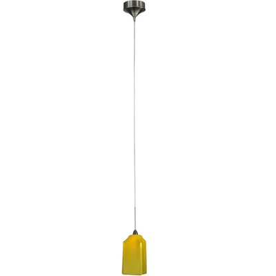 Metro Fusion Draped 1-Light Mini Pendant