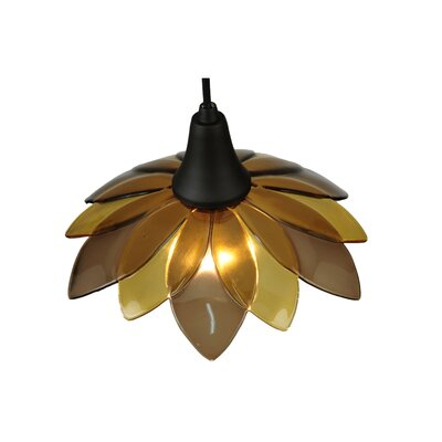 Metro Fusion Bodnant 1-Light Mini Pendant