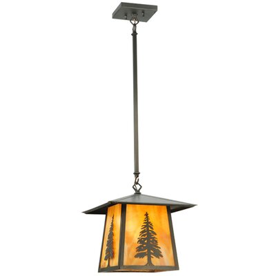 Stillwater Tall Pine 1-Light Pool Light