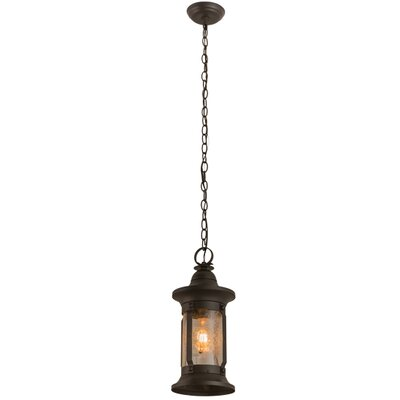 Camp Uncas 1-Light Mini Pendant