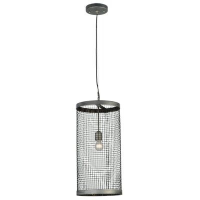 Cilindro Cage 1-Light Pendant