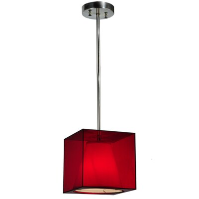 Cube 1-Light Pendant