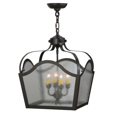 Formal Entry 4-Light Pendant