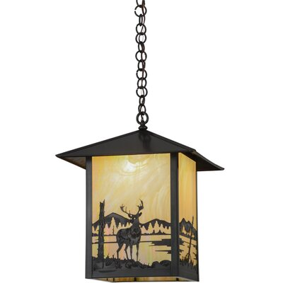 Seneca Deer Creek 1-Light Mini Pendant