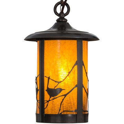 Fulton Song Bird 1-Light Mini Pendant