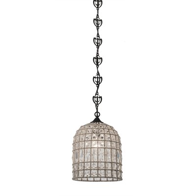 Greenbriar 1-Light Mini Pendant
