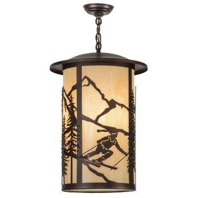 Greenbriar Oak 3-Light Pendant
