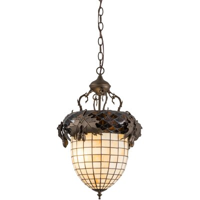 Greenbriar 2-Light Inverted Pendant