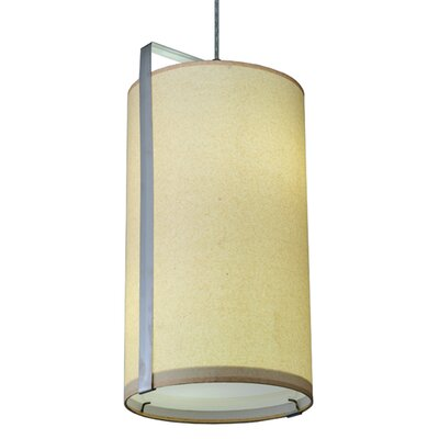 Greenbriar Oak 2-Light Mini Pendant