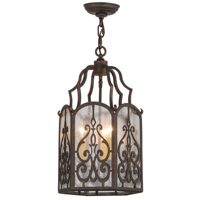 Greenbriar 3-Light Foyer Pendant