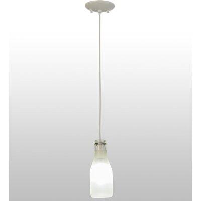 Greenbriar Oak 1-Light Mini Pendant