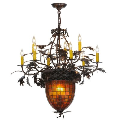 Greenbriar 9-Light Candle-Style Chandelier