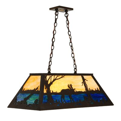 Greenbriar 6-Light Pendant