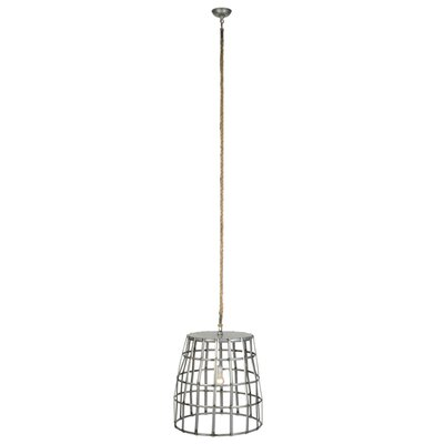 Greenbriar Oak 1-Light Foyer Pendant