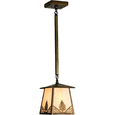 Mountain Pine 1-Light LED Mini Pendant