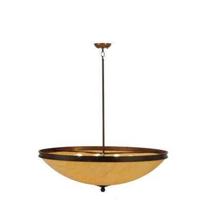 Dionne Earth 8-Light Inverted Pendant