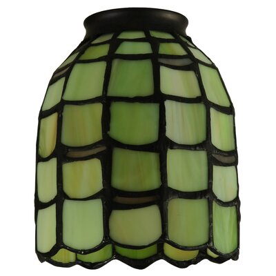 4 Glass Bowl Pendant Shade