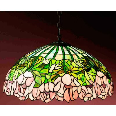 Tiffany Nouveau 3-Light Bowl Pendant