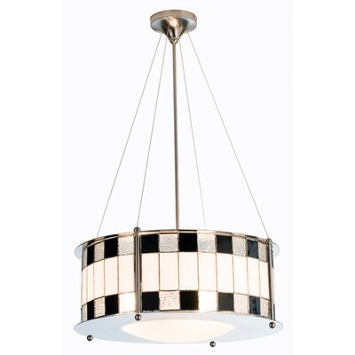 Utopia 3-Light Drum Pendant