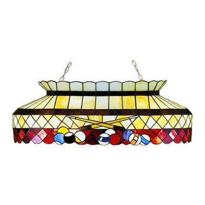 6-Light Billiard Light