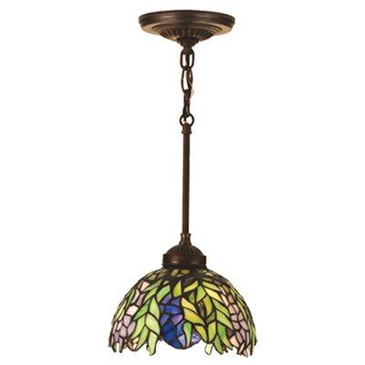 Tiffany Honey Locust 1-Light Mini Pendant