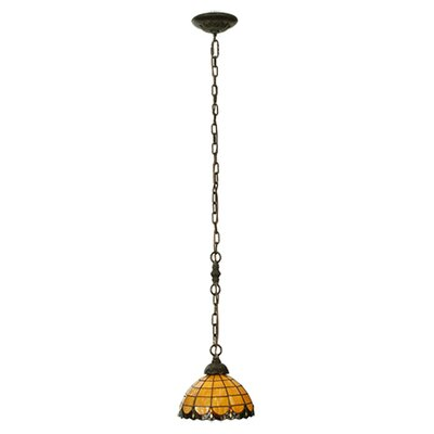 Victorian Elan 1-Light Mini Pendant