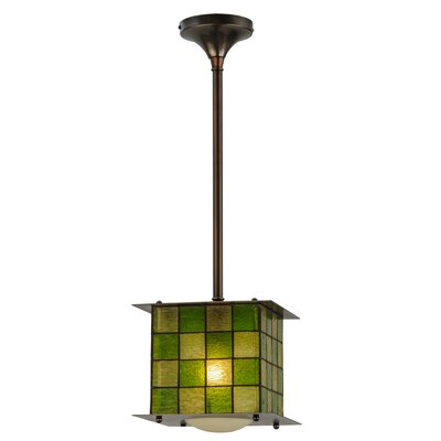 Utopia Plaza 1-Light Mini Pendant