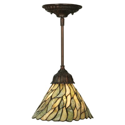 Weissman Willow 1-Light Mini Pendant