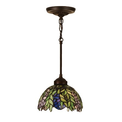 Tiffany Honey Locust 1-Light Mini Pendant